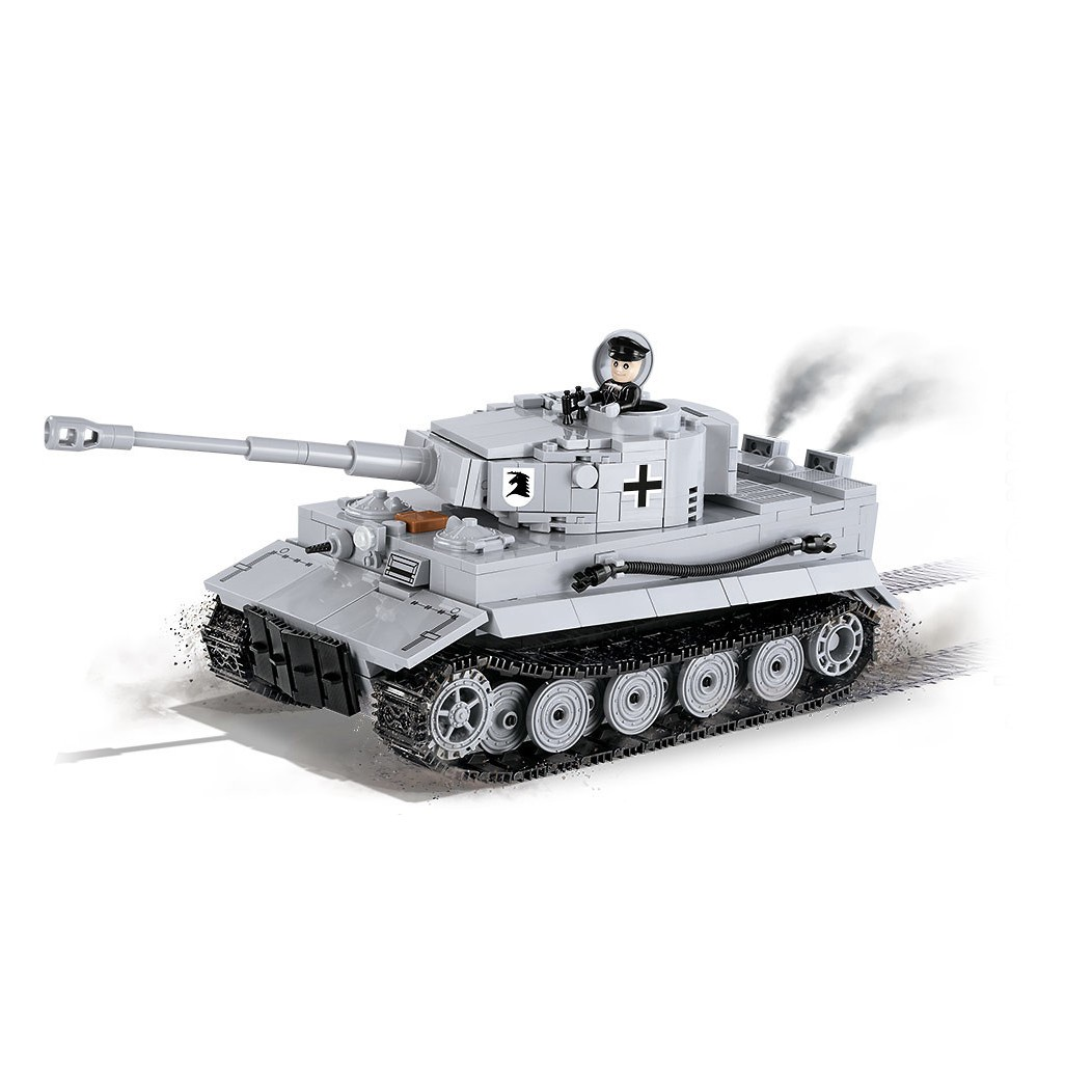 Cobi 3000 World of Tanks Tiger I