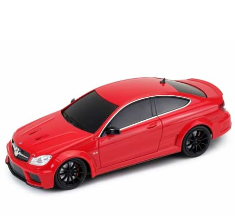 Auto RC 1:24 Welly Mercedes C63AMG Coupe RS