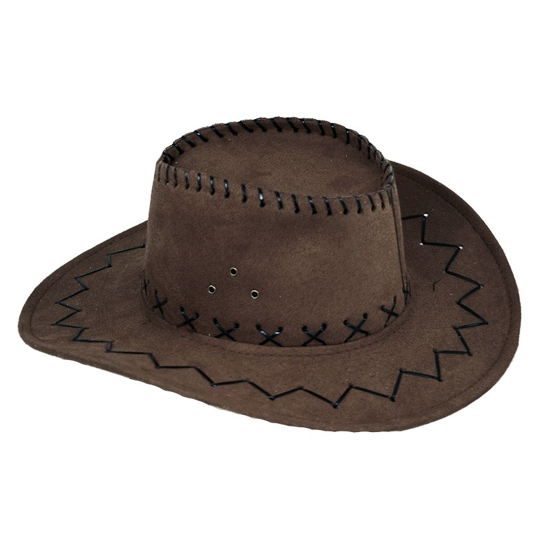 3c47e926a Kovbojský klobúk pre dospelých